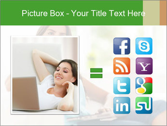 Housewife Freelancer PowerPoint Template - Slide 21