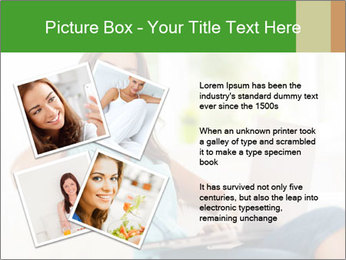 Housewife Freelancer PowerPoint Template - Slide 23
