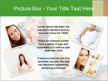 Housewife Freelancer PowerPoint Template - Slide 24