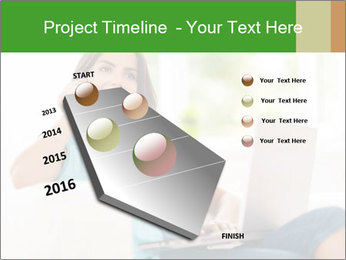 Housewife Freelancer PowerPoint Template - Slide 26