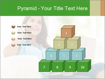 Housewife Freelancer PowerPoint Template - Slide 31