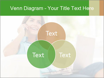 Housewife Freelancer PowerPoint Template - Slide 33