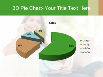 Housewife Freelancer PowerPoint Template - Slide 35