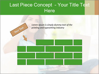 Housewife Freelancer PowerPoint Template - Slide 46