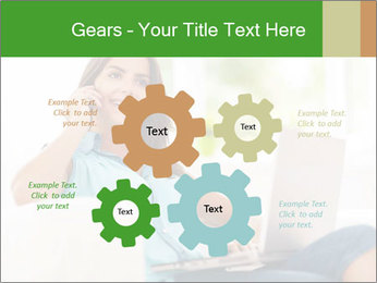Housewife Freelancer PowerPoint Template - Slide 47