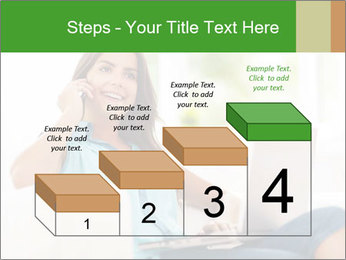 Housewife Freelancer PowerPoint Template - Slide 64