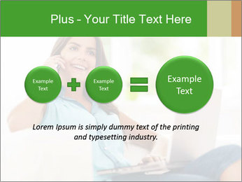 Housewife Freelancer PowerPoint Template - Slide 75