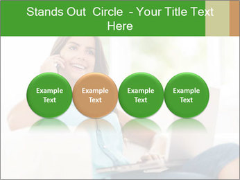 Housewife Freelancer PowerPoint Template - Slide 76
