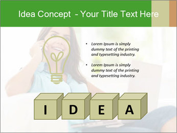 Housewife Freelancer PowerPoint Template - Slide 80
