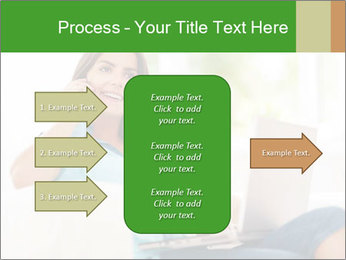 Housewife Freelancer PowerPoint Template - Slide 85