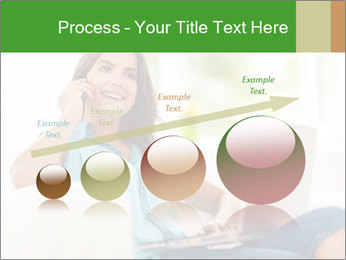 Housewife Freelancer PowerPoint Template - Slide 87