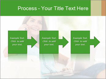 Housewife Freelancer PowerPoint Template - Slide 88