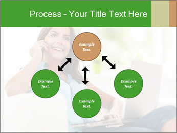 Housewife Freelancer PowerPoint Template - Slide 91