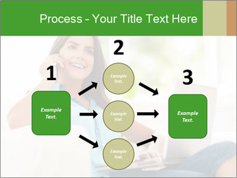 Housewife Freelancer PowerPoint Template - Slide 92