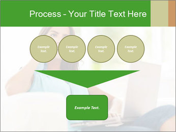 Housewife Freelancer PowerPoint Template - Slide 93