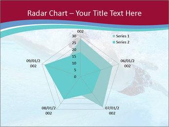 Swimmer Under Water PowerPoint Template - Slide 51