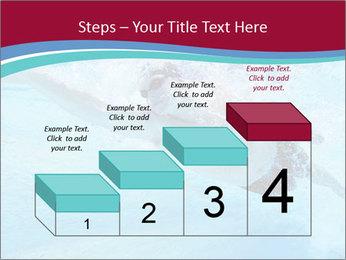 Swimmer Under Water PowerPoint Template - Slide 64