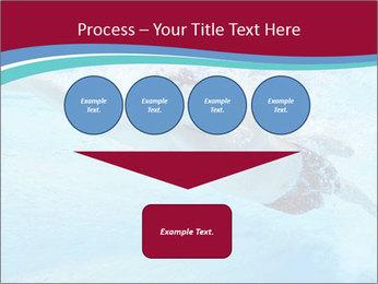 Swimmer Under Water PowerPoint Template - Slide 93