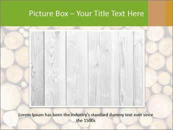 Wooden Decor PowerPoint Template - Slide 16