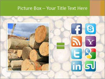 Wooden Decor PowerPoint Templates - Slide 21