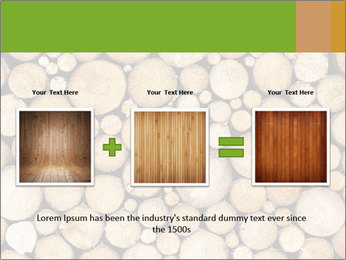 Wooden Decor PowerPoint Template - Slide 22