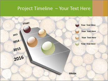 Wooden Decor PowerPoint Template - Slide 26