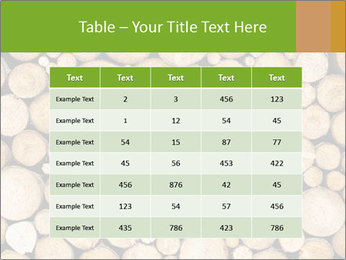 Wooden Decor PowerPoint Templates - Slide 55