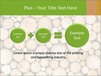 Wooden Decor PowerPoint Template - Slide 75