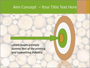 Wooden Decor PowerPoint Template - Slide 83