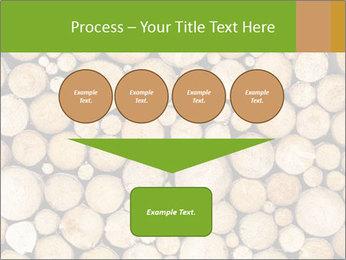 Wooden Decor PowerPoint Template - Slide 93