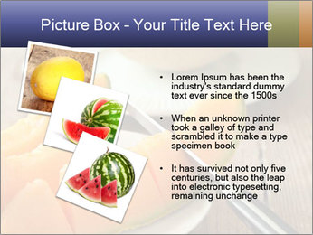 Ripe Melon PowerPoint Template - Slide 17