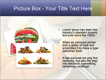 Ripe Melon PowerPoint Template - Slide 20