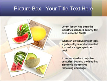 Ripe Melon PowerPoint Template - Slide 23