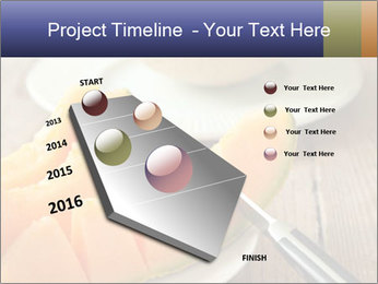 Ripe Melon PowerPoint Template - Slide 26