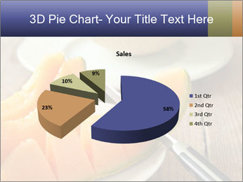 Ripe Melon PowerPoint Template - Slide 35