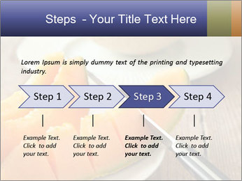 Ripe Melon PowerPoint Template - Slide 4