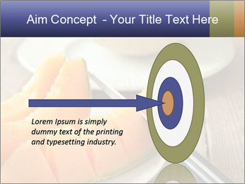 Ripe Melon PowerPoint Template - Slide 83