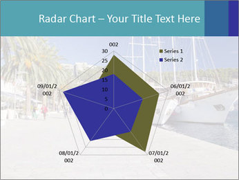 Summer Day At Harbor PowerPoint Template - Slide 51