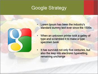 Fruit Salad PowerPoint Templates - Slide 10