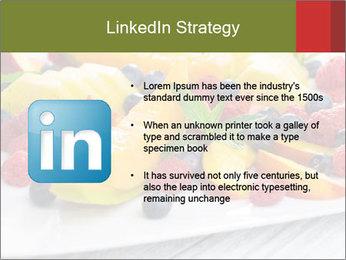 Fruit Salad PowerPoint Template - Slide 12