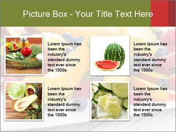 Fruit Salad PowerPoint Template - Slide 14