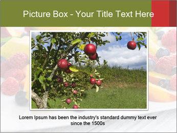 Fruit Salad PowerPoint Template - Slide 15