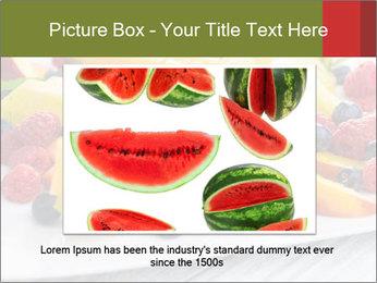 Fruit Salad PowerPoint Template - Slide 16