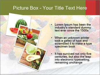 Fruit Salad PowerPoint Templates - Slide 17