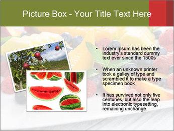 Fruit Salad PowerPoint Template - Slide 20