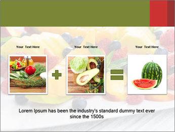 Fruit Salad PowerPoint Templates - Slide 22