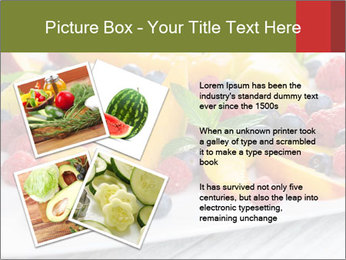 Fruit Salad PowerPoint Template - Slide 23