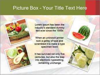 Fruit Salad PowerPoint Template - Slide 24