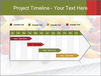 Fruit Salad PowerPoint Template - Slide 25