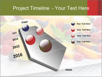 Fruit Salad PowerPoint Template - Slide 26